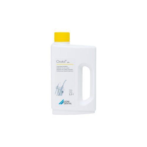 Orotol plus – dezynfekcja instalacji ssących