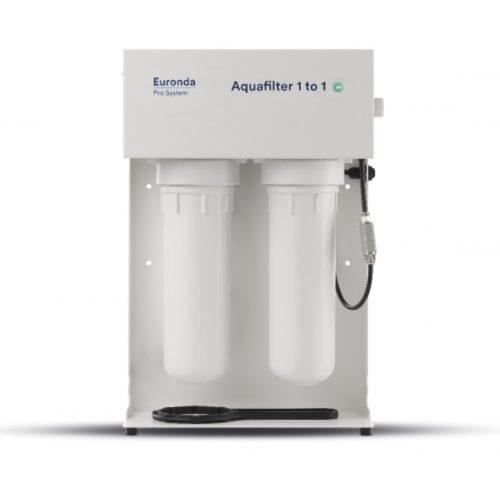 Demineralizator Aquafilter 1:1